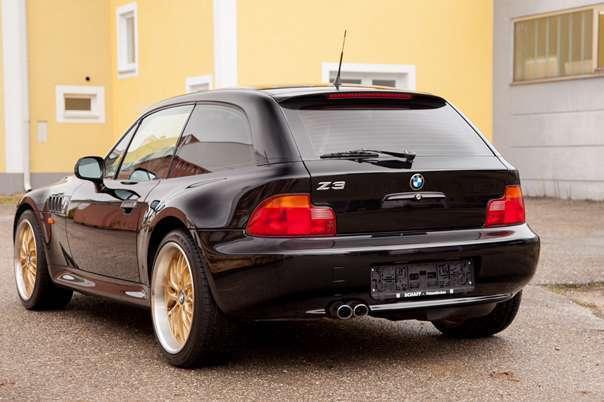 verkauft bmw z3 coupe 2 8 l sportwagen gebraucht 1999. Black Bedroom Furniture Sets. Home Design Ideas