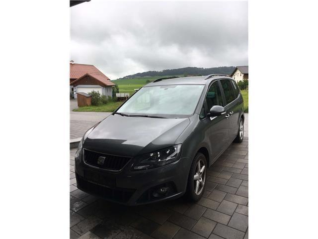 verkauft seat alhambra 7 sitzer gebraucht 2011. Black Bedroom Furniture Sets. Home Design Ideas