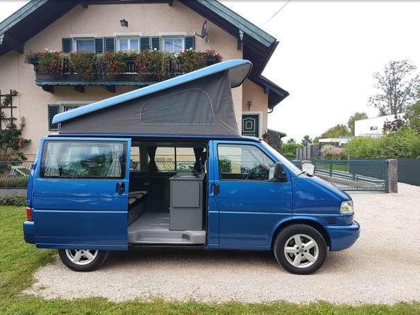 verkauft vw multivan t42 5 tdi campi gebraucht 2000 km in salzburg. Black Bedroom Furniture Sets. Home Design Ideas