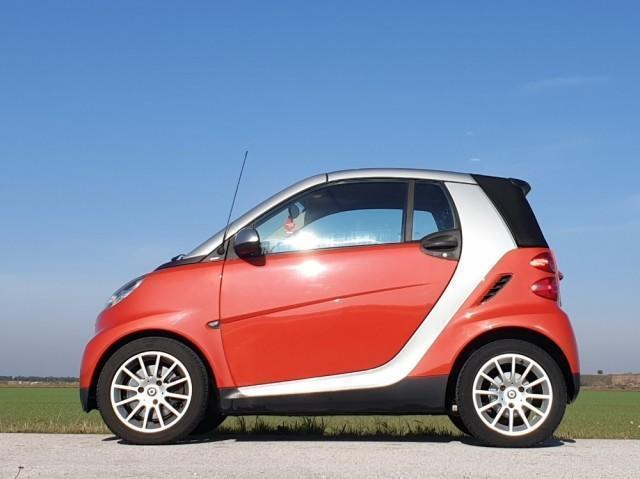 verkauft smart fortwo cabrio passion c gebraucht 2007 km in wiener neustadt. Black Bedroom Furniture Sets. Home Design Ideas