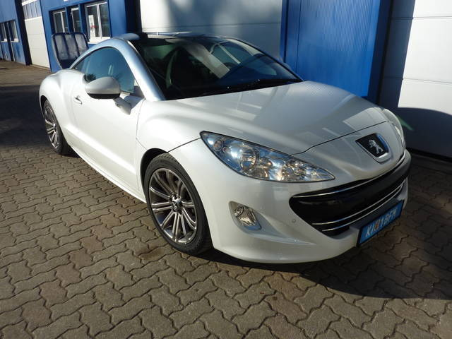 gebraucht 2 0 hdi 160 fap peugeot rcz 2011 km in rossleithen. Black Bedroom Furniture Sets. Home Design Ideas