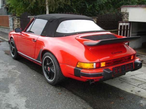 verkauft porsche 911 cabrio roadster gebraucht 1979. Black Bedroom Furniture Sets. Home Design Ideas