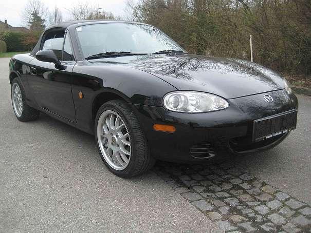verkauft mazda mx5 cabrio / roadster, gebraucht 2002, 179.500 km in wels