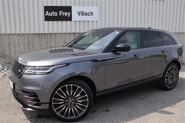 verkauft land rover range rover velar gebraucht 2017 5. Black Bedroom Furniture Sets. Home Design Ideas