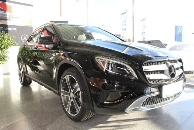 Verkauft mercedes gla200 d aut gebraucht 2016 90 km in for Auto stockerau