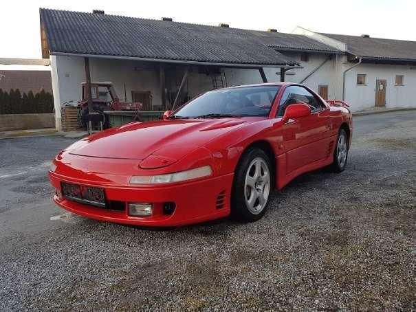 verkauft mitsubishi 3000 gt sportwagen., gebraucht 1992, 192.000 km