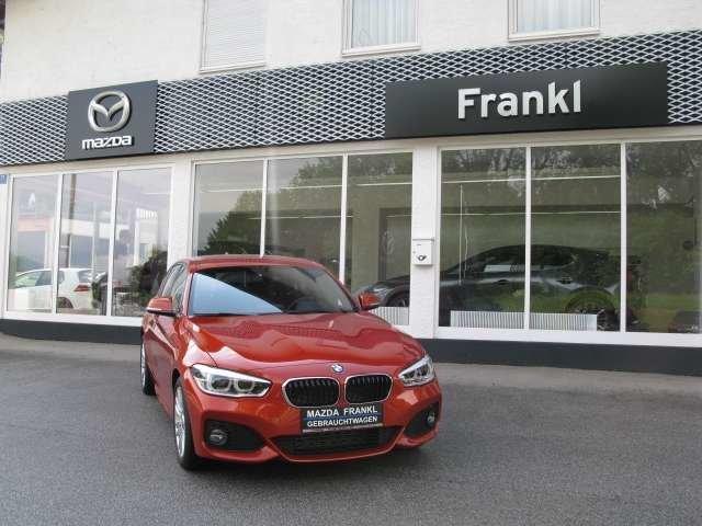 Verkauft BMW 116 1er-Reihe Diesel (F20., gebraucht 2017, 8 ...