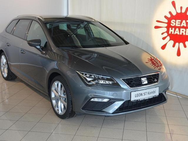 verkauft seat leon st fr tdi dsg gebraucht 2017 201 km. Black Bedroom Furniture Sets. Home Design Ideas