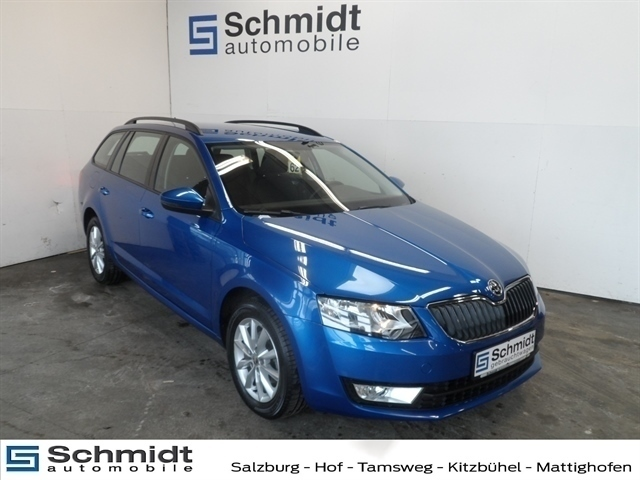 verkauft skoda octavia combi 1 6 tdi a gebraucht 2016 km in salzburg. Black Bedroom Furniture Sets. Home Design Ideas