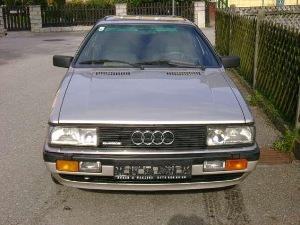 Gebraucht Audi Quattro Typ 85 Sportwagen Coupé