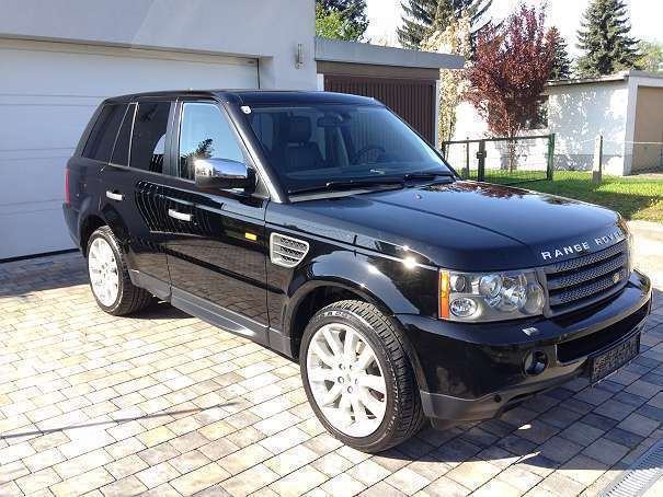 verkauft land rover range rover sport gebraucht 2008. Black Bedroom Furniture Sets. Home Design Ideas