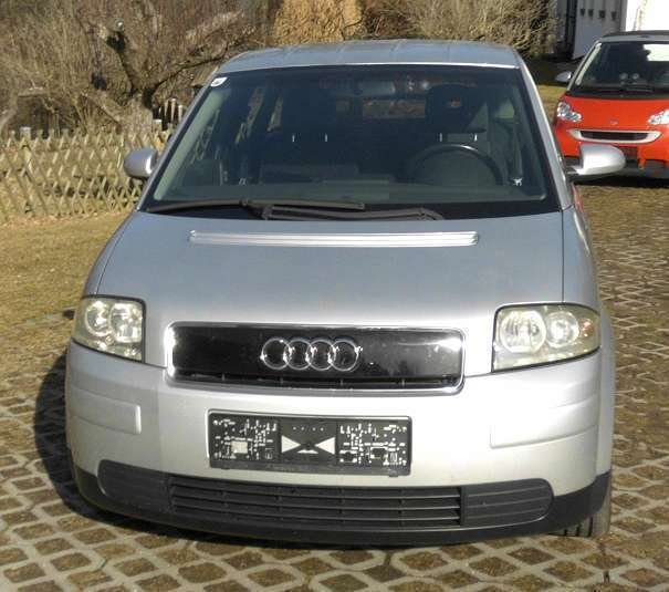 verkauft audi a2 1 4 xtend tdi limousi gebraucht 2001 km in stegersbach. Black Bedroom Furniture Sets. Home Design Ideas