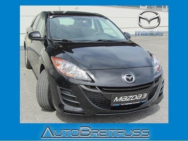 Verkauft Mazda 3 Sport 1 6i Te Gebraucht 2009 63 000 Km