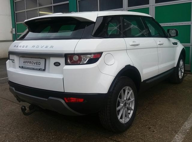 verkauft land rover range rover evoque gebraucht 2012 km in dobersberg. Black Bedroom Furniture Sets. Home Design Ideas