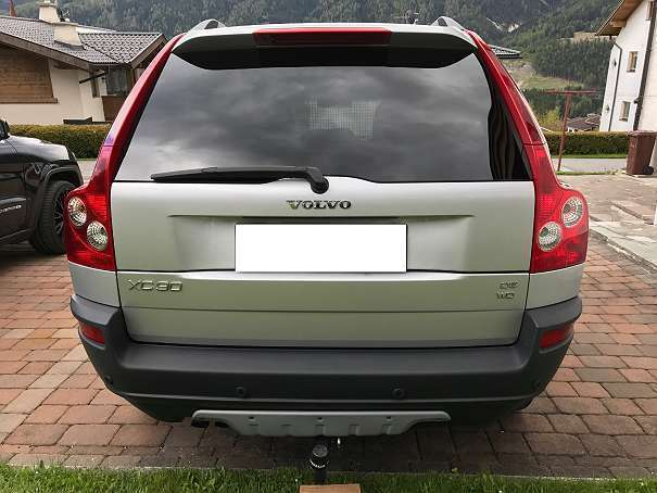 verkauft volvo xc90 d5 executive geart gebraucht 2004 km in mils. Black Bedroom Furniture Sets. Home Design Ideas