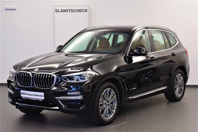 verkauft bmw x3 xdrive20d g01 b47 gebraucht 2017 0 km in. Black Bedroom Furniture Sets. Home Design Ideas
