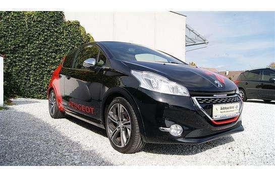 Verkauft peugeot 208 1 6 thp 200 gti l gebraucht 2013 for Peugeot 208 gti gebraucht