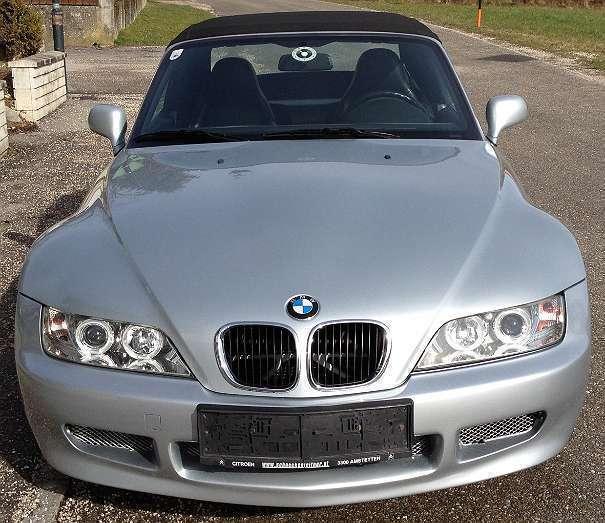 Bmw Z3 2 8 L: Verkauft BMW Z3 Cabrio, 1,8 Cabrio / R., Gebraucht 1997
