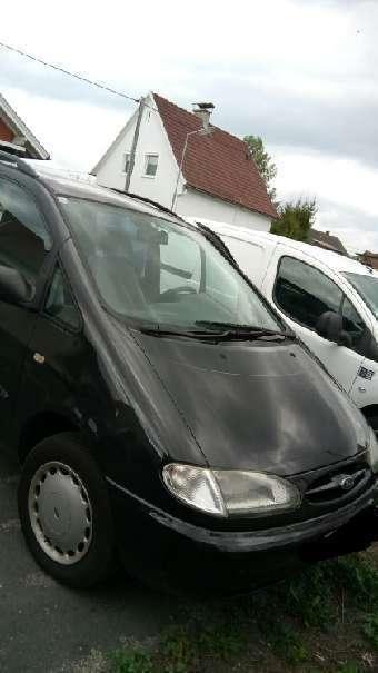 verkauft ford galaxy glx van minivan gebraucht 1999 km in klagenfurt. Black Bedroom Furniture Sets. Home Design Ideas