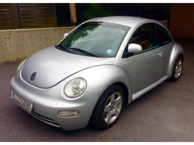 verkauft vw beetle 1 9 tdi gebraucht 1999 km in k flach. Black Bedroom Furniture Sets. Home Design Ideas