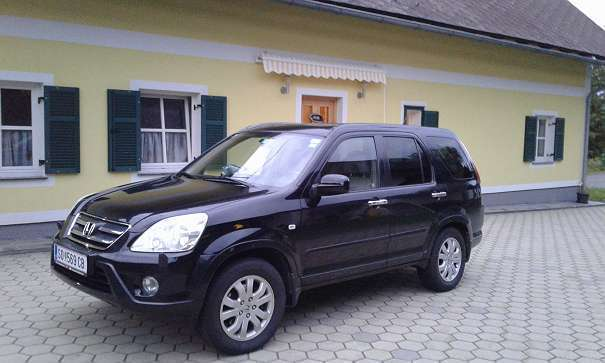 verkauft honda cr v 2 2 diesel suv g gebraucht 2006 km in klapping. Black Bedroom Furniture Sets. Home Design Ideas