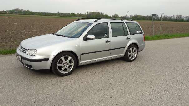 verkauft vw golf 1 9 tdi kombi gebraucht 2001 km in baden. Black Bedroom Furniture Sets. Home Design Ideas