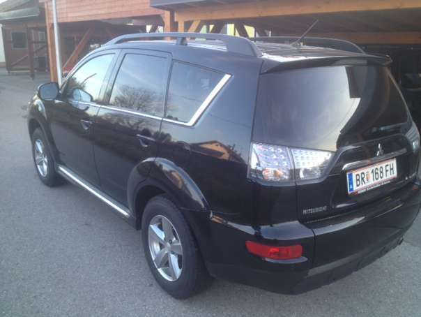 verkauft mitsubishi outlander van mi gebraucht 2010 km in mattighofen. Black Bedroom Furniture Sets. Home Design Ideas