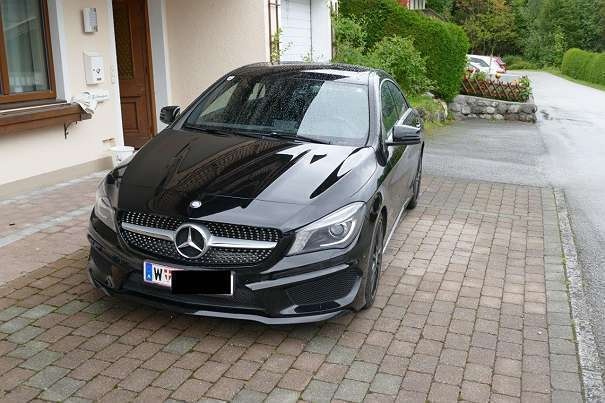 verkauft mercedes cla200 cla klasselim gebraucht 2013 km in wien. Black Bedroom Furniture Sets. Home Design Ideas