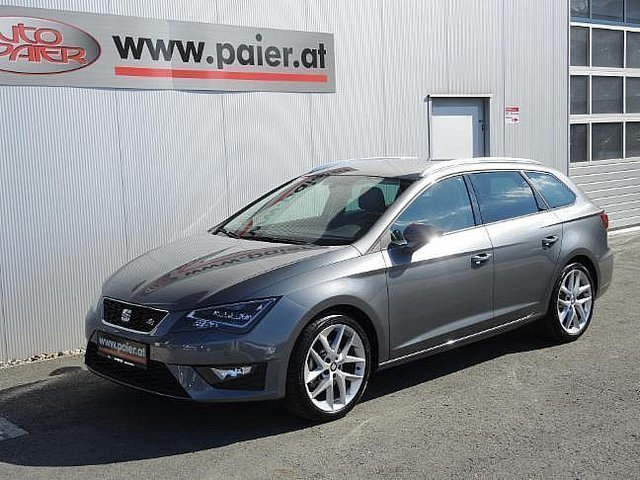 verkauft seat leon st fr tsi start sto gebraucht 2016 km in gleinst tten. Black Bedroom Furniture Sets. Home Design Ideas