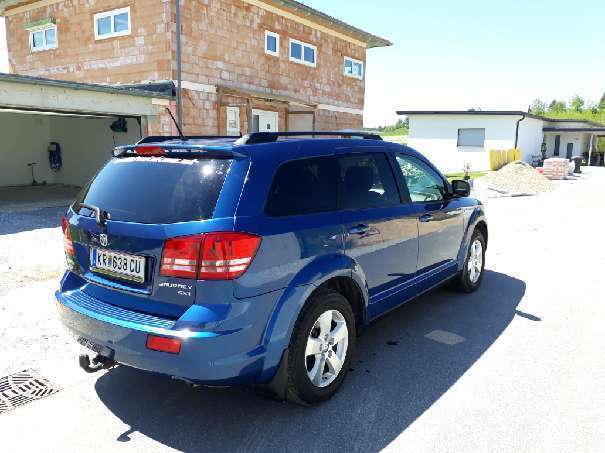 verkauft dodge journey sxt 7 sitzer va gebraucht 2009 km in krems land. Black Bedroom Furniture Sets. Home Design Ideas
