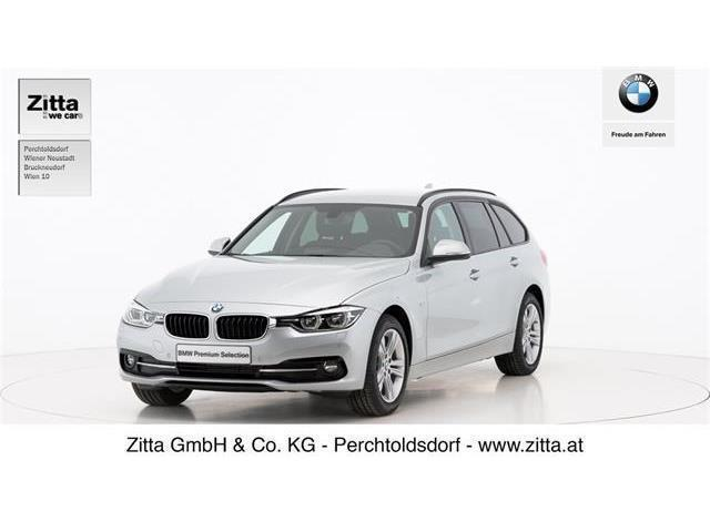 gebraucht 3er reihe d xdrive touring sport line kombi bmw. Black Bedroom Furniture Sets. Home Design Ideas