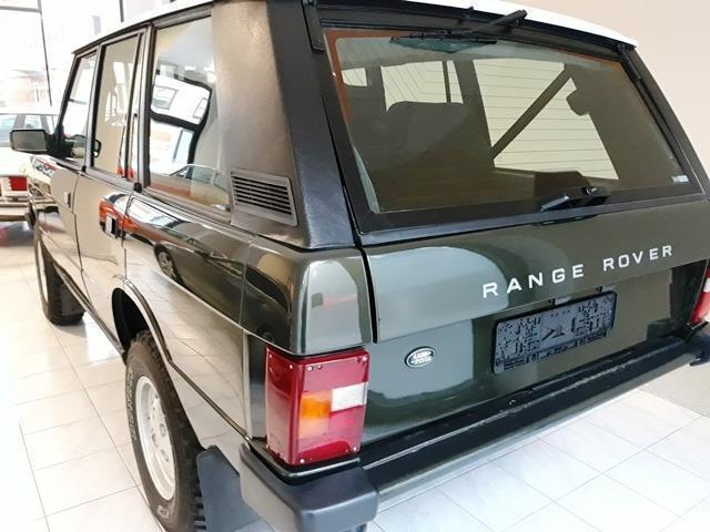 verkauft land rover range rover classi gebraucht 1990 4. Black Bedroom Furniture Sets. Home Design Ideas