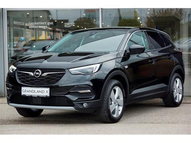 verkauft opel grandland x innovation 1 gebraucht 2017. Black Bedroom Furniture Sets. Home Design Ideas