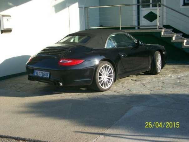 verkauft porsche 911 cabrio roadster gebraucht 2009 82. Black Bedroom Furniture Sets. Home Design Ideas