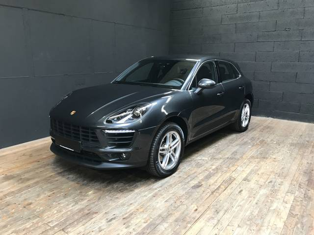 verkauft porsche macan s diesel 3 0 1 gebraucht 2017 km in klagenfurt. Black Bedroom Furniture Sets. Home Design Ideas