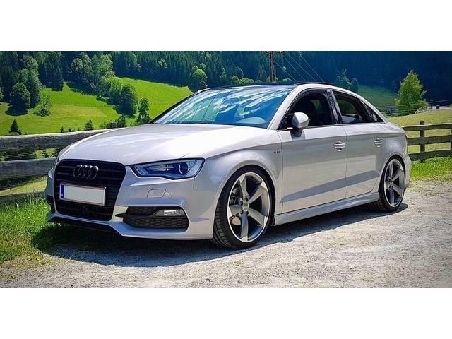 gebraucht Audi A3 Limousine S-Line S-Tronic   Werksgarantie 11faca6dd73