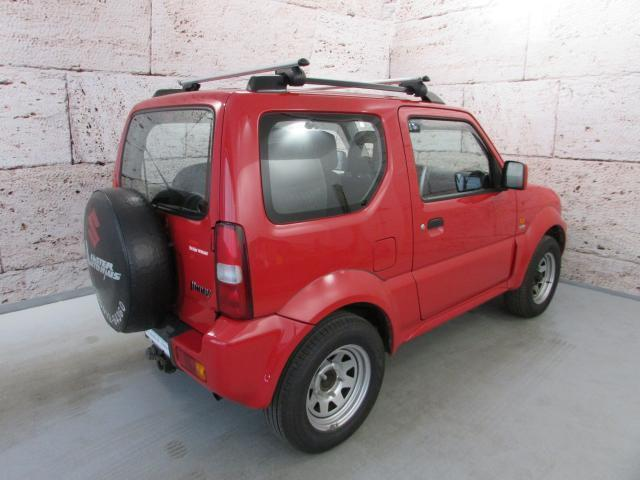 verkauft suzuki jimny d 4wd gebraucht 2007 km in. Black Bedroom Furniture Sets. Home Design Ideas