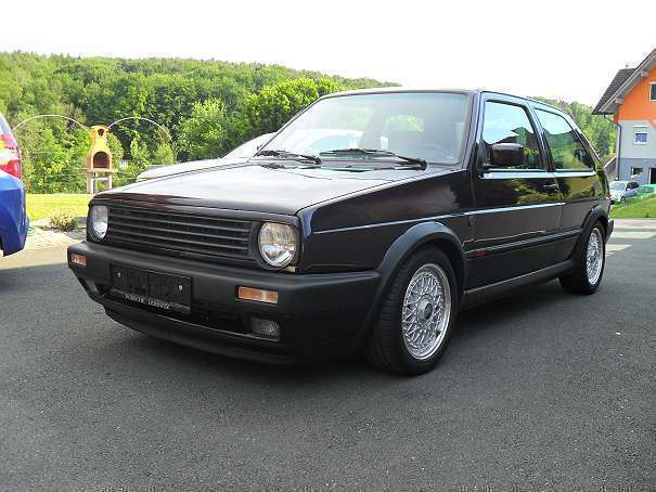 verkauft vw golf gti 2 fire ice komp gebraucht 1991. Black Bedroom Furniture Sets. Home Design Ideas