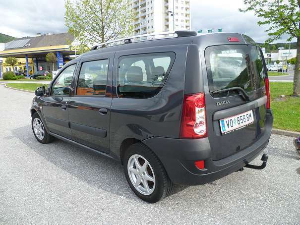 verkauft dacia logan loganvan 7 sitzer gebraucht 2007 km in pichling bei k f. Black Bedroom Furniture Sets. Home Design Ideas