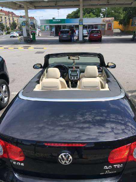 verkauft vw eos 2 0 tdi cabrio roads gebraucht 2006. Black Bedroom Furniture Sets. Home Design Ideas