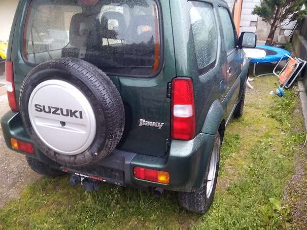 verkauft suzuki jimny suv offroad gebraucht 2010 km in baden. Black Bedroom Furniture Sets. Home Design Ideas