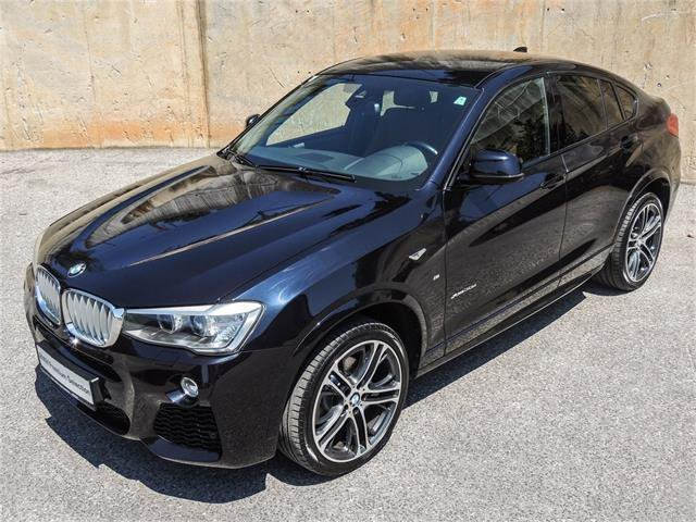verkauft bmw x4 xdrive30d gebraucht 2014 km in graz liebenau. Black Bedroom Furniture Sets. Home Design Ideas