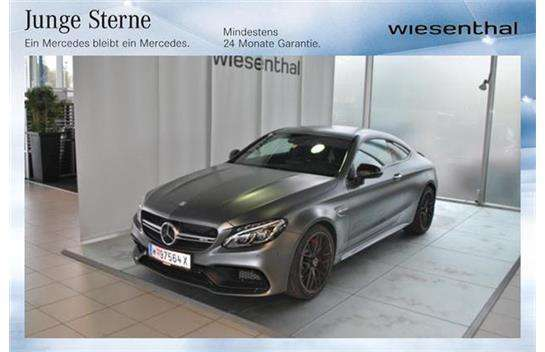 verkauft mercedes c63 amg amg s coupe gebraucht 2016 km in wien. Black Bedroom Furniture Sets. Home Design Ideas