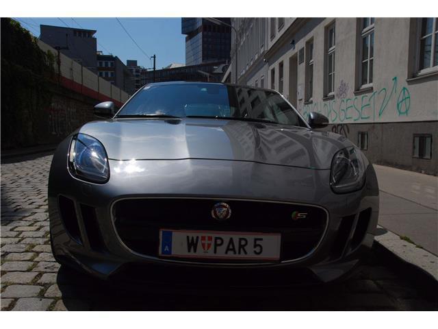 verkauft jaguar f type s aut sportwag gebraucht 2014 km in wien. Black Bedroom Furniture Sets. Home Design Ideas