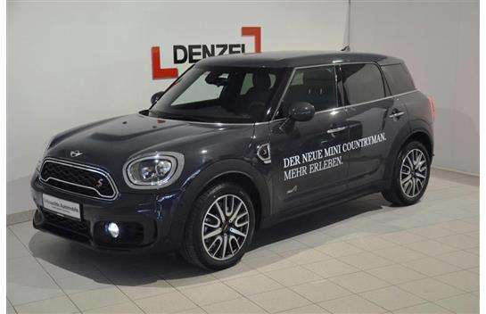 gebraucht all4 mini cooper s countryman 2017 km. Black Bedroom Furniture Sets. Home Design Ideas