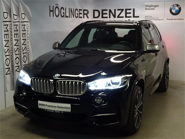 verkauft bmw x5 m 50d gebraucht 2014 km in linz. Black Bedroom Furniture Sets. Home Design Ideas