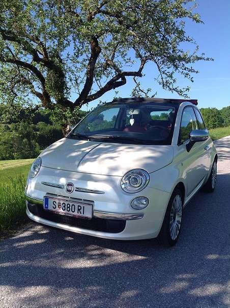 Gebraucht 1 2 69 Lounge Fiat 500c 2010 Km 58 290 In Vienna