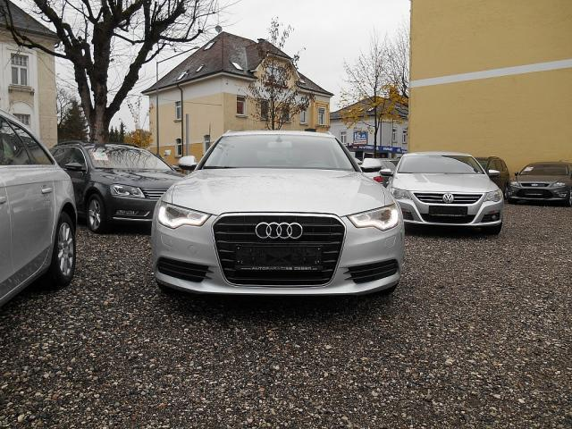 verkauft audi a6 avant 2 0 tdi style d gebraucht 2012 km in wels. Black Bedroom Furniture Sets. Home Design Ideas