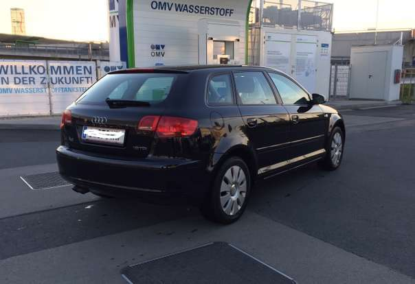 verkauft audi a3 sportback 1 9 tdi kom gebraucht 2008. Black Bedroom Furniture Sets. Home Design Ideas