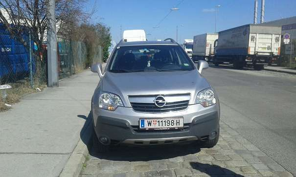 verkauft opel antara suv offroad gebraucht 2008 km in wien. Black Bedroom Furniture Sets. Home Design Ideas